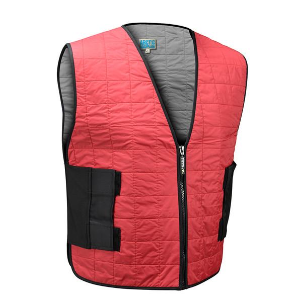 Radians Arctic Radwear Cooling Vest RCV1 Red