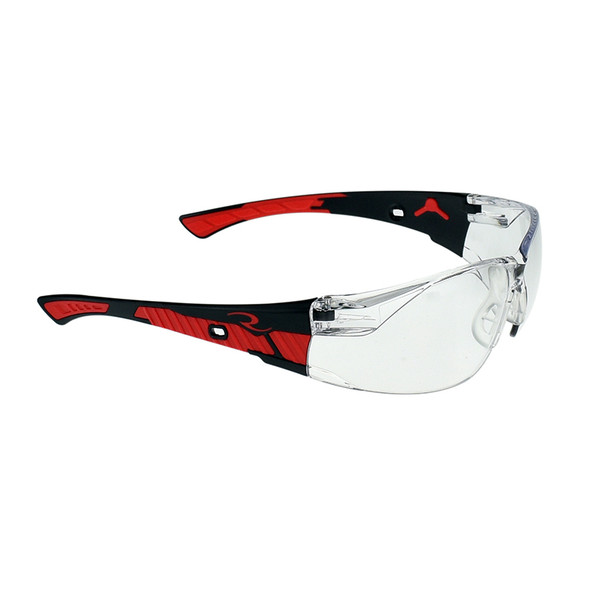 Radians Box of 12 Obliterator Safety Glasses OBL1-10