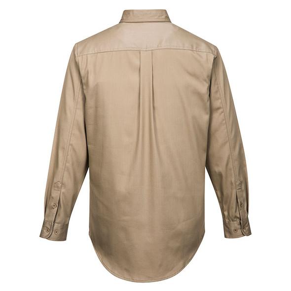 PortWest FR Bizlfame Shirt FR89 Khaki