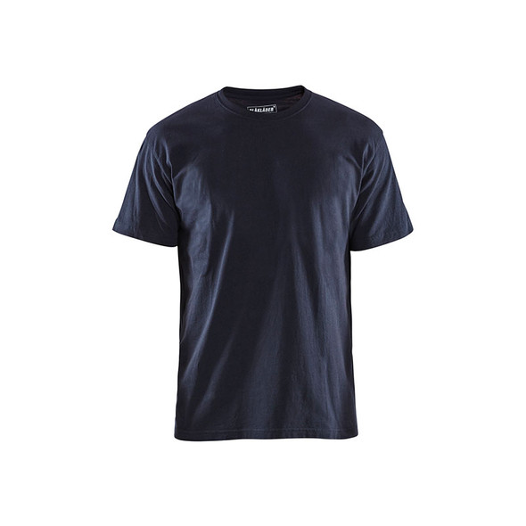 Blaklader Navy Blue T-Shirt 355410428600