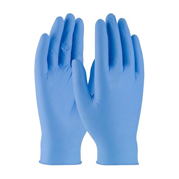 PIP Case of 1000 Ambi-dex 3 Mil Octane Disposable Nitrile Powder Free Blue Gloves 63-230PF Gloves