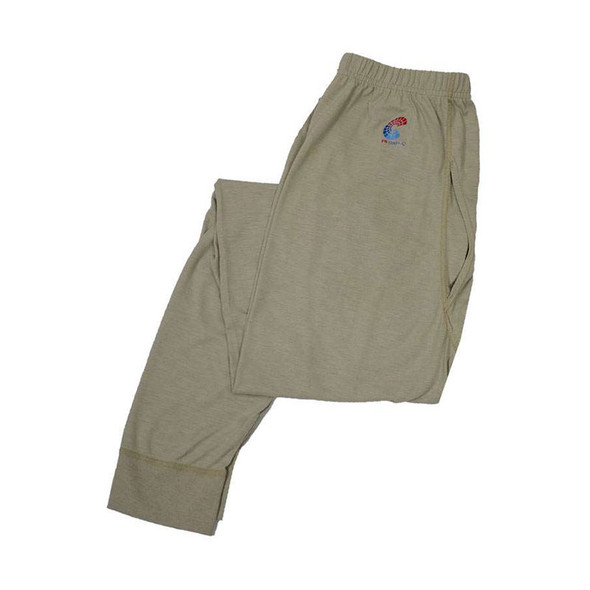 NSA FR Made in USA Long Underwear Khaki Bottom U51FRSR