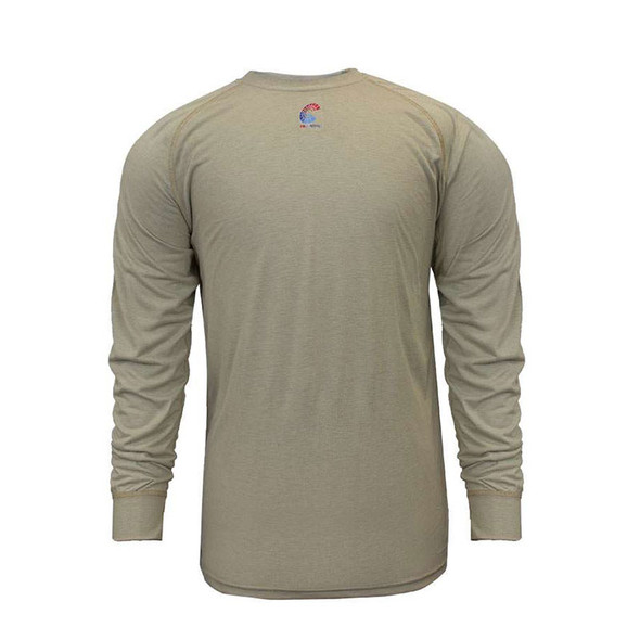 NSA FR Long Sleeve Moisture Wicking Made in USA T-Shirt C51FRSRLS