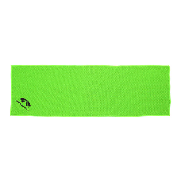 Pyramex Green Moisture Wicking Cooling Towel C330