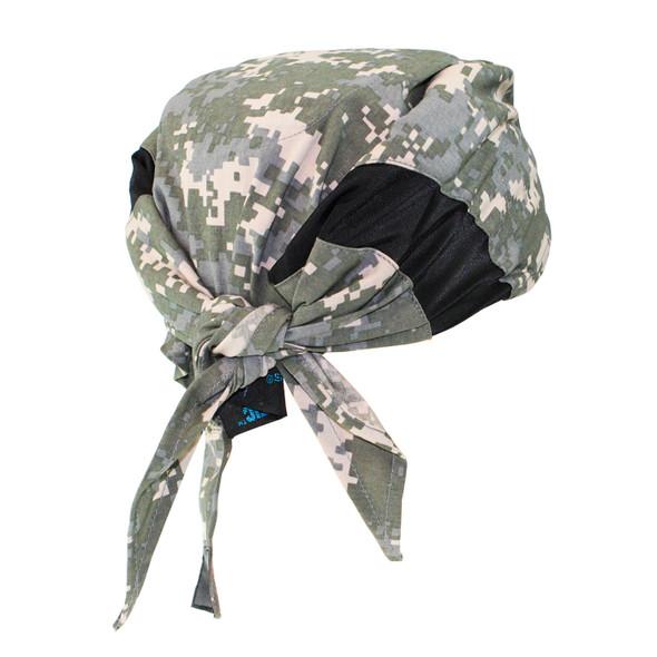 Radians Advanced ARCTIC Radwear Camo Cooling Headband RCS309