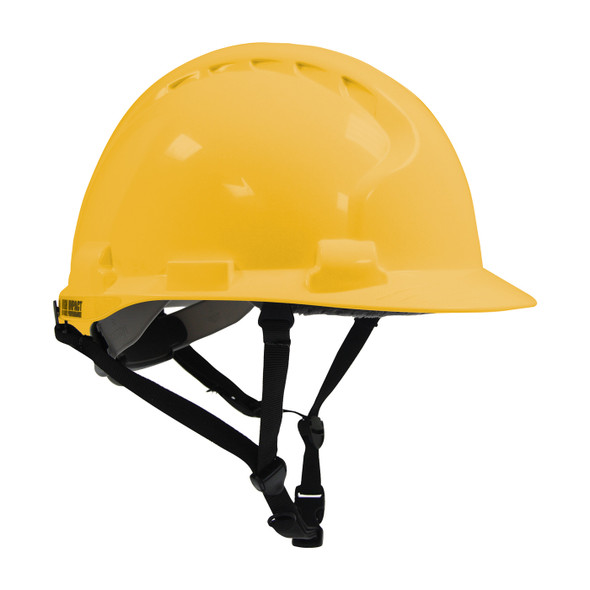 PIP Class E MK8 Evolution Type II Linesman Hard Hat 280-AHS240 in Yellow