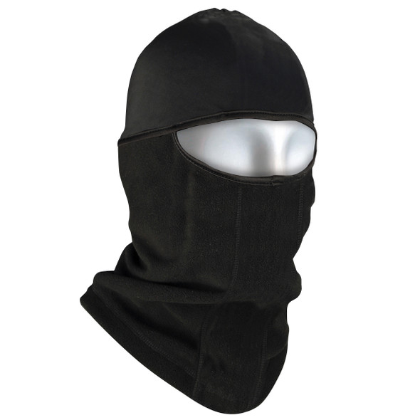 Radians Self Extinguishing Nordic Blaze 3-in-1 Thermal Balaclava RWL22SE In Use