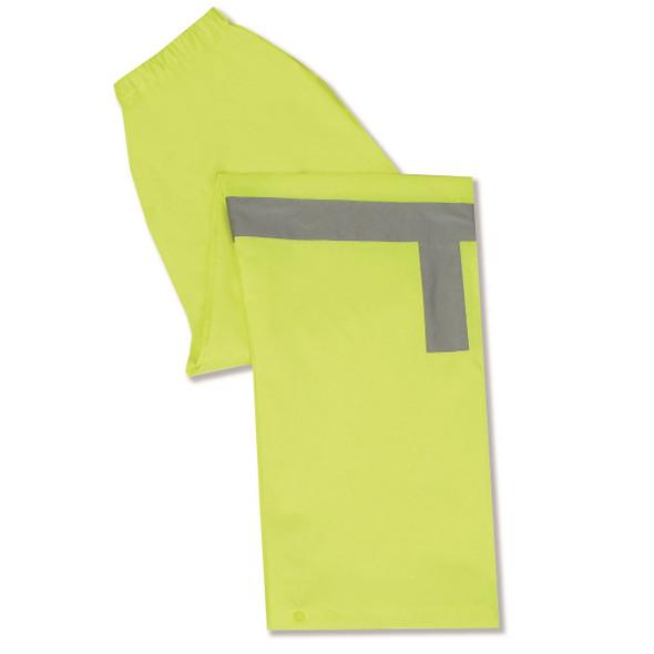 ERB Class E Hi Vis Lime Rain Pants S373PT-L