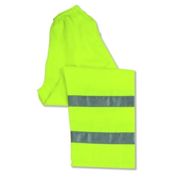 ERB Class E Hi Vis Lime Work Pants S21-L