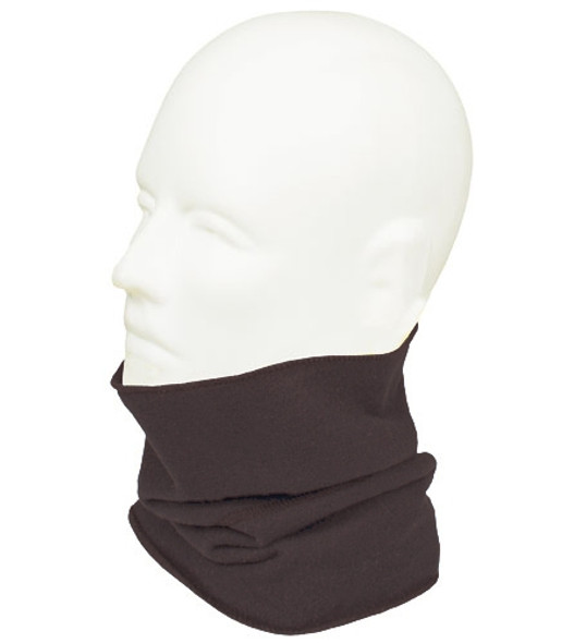 DragonWear FR Yukon Black Made in USA Neck Gaiter DF800