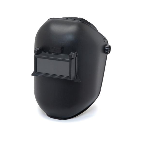 Pyramex Leadhead Black Passive Welding Helmet WHP100 Closed