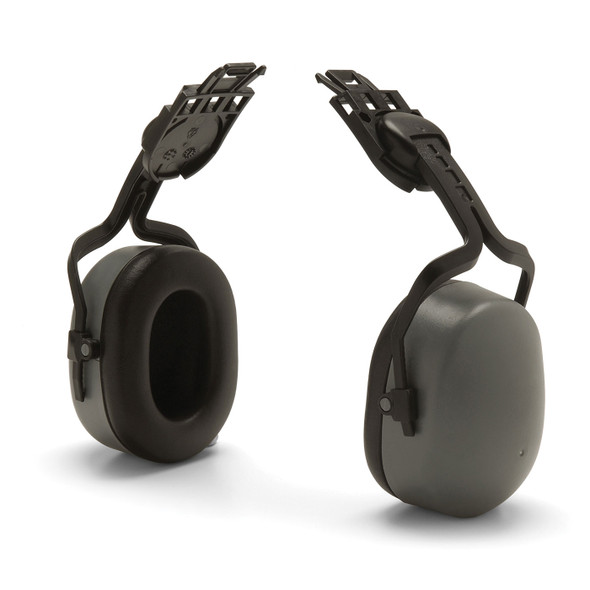 Pyramex Pair of Hard Hat Mounted Earmuffs CM6010 Individual