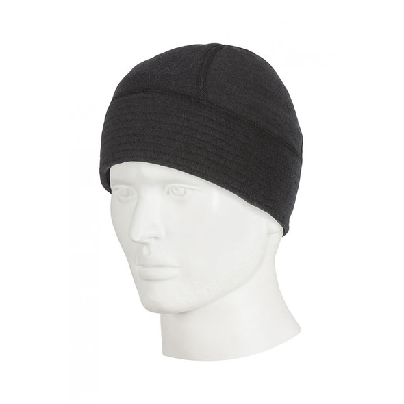 DragonWear FR Livewire Moisture Wicking Black Made in USA Beanie DFB900DH