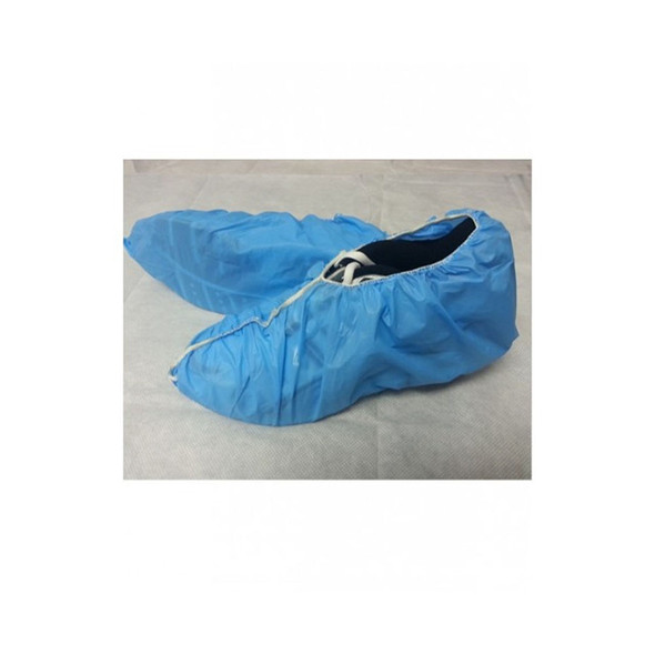 Case of 150 Pair Sunrise SunSoft Heavy Duty Blue Shoe Covers T120-3