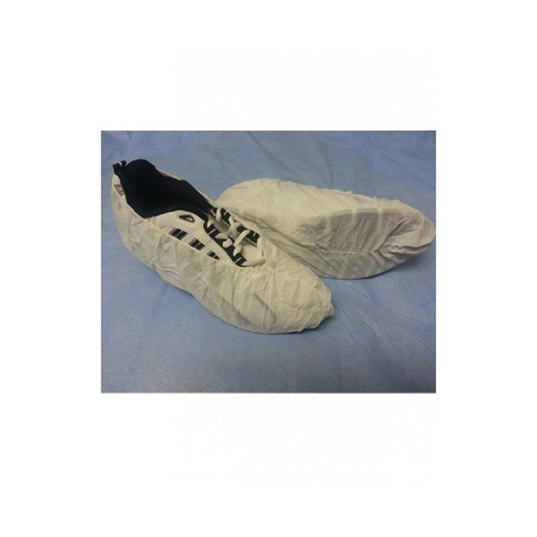 Case of 150 Pair Sunrise Ultimate Skid-Resistant White Shoe Covers T156