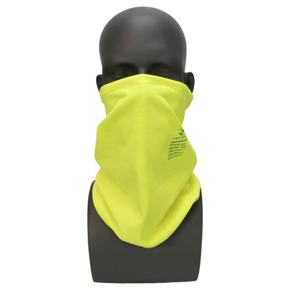Pack of 25 Radians FR Made in USA Face Covering Neck Gaiter RAD-NGFRG-PK25 Face Cover