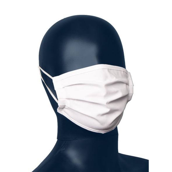 Big Bill Made in USA BioSmart Anti-Microbial Elastic Ear Loop Medical Masks MASKBIO2 - Box of 50