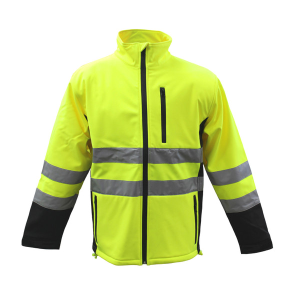 PIP Boss Class 2 Type P Waterproof Softshell Jacket 3SS7000
