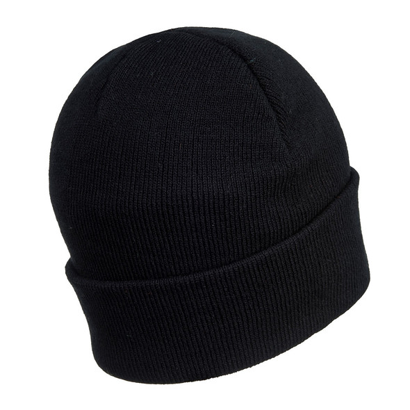 PortWest LED Head Light Beanie B029 Black Back