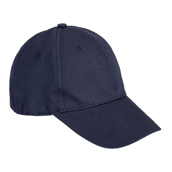 PortWest FR Navy Baseball Cap FR13 Front