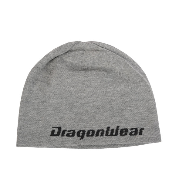 DragonWear FR Made in USA Storm Beanie DF981XX Grey Flat