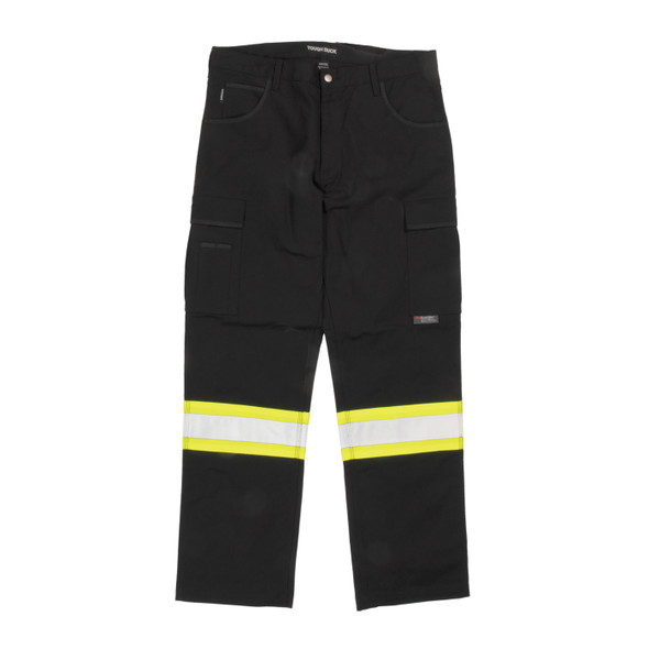 Tough Duck Type E Flex Twill Safety Cargo Pants SP03 Front