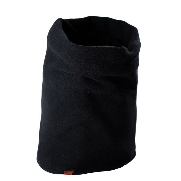 Tough Duck Black Fleece Neck Gaiter WA27BLK