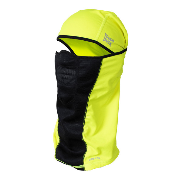 Tough Duck Non-ANSI Hi Vis Green Technical Balaclava WA31
