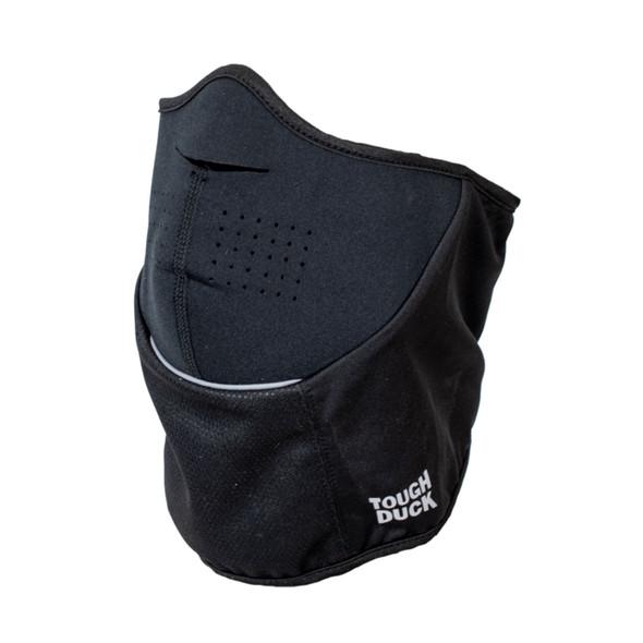 Tough Duck Black Technical Face Mask WA32BLK