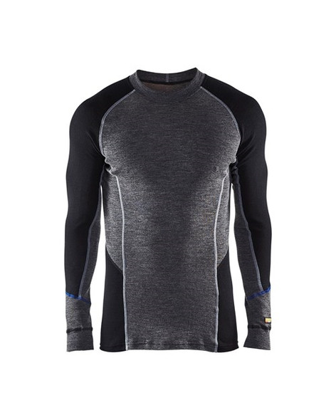 Blaklader Cold Weather Long Sleeve Crue Neck Base Layer 489717329699