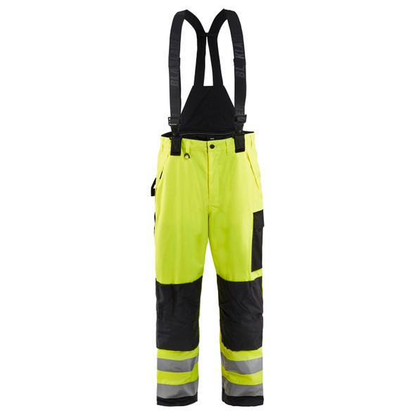 Blaklader Class E Hi Vis Rain Pants 168519773399 Front