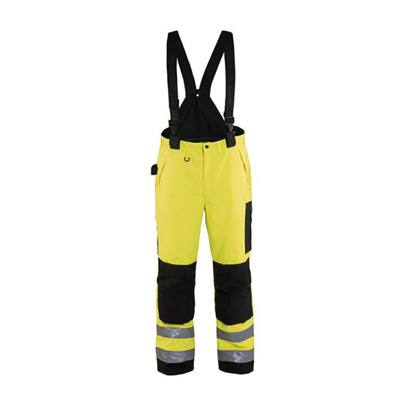 Blaklader Hi Vis Lined Shell Pants 168919773399