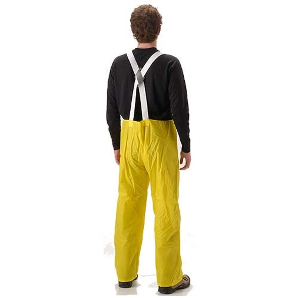 NASCO ASTM D6413 WorkLite Industrial Waterproof Bib Trouser 81TY Back