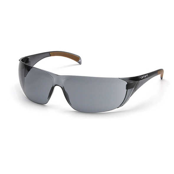 Carhartt Billings Safety Glasses Gray Box Of 12 - CH120S