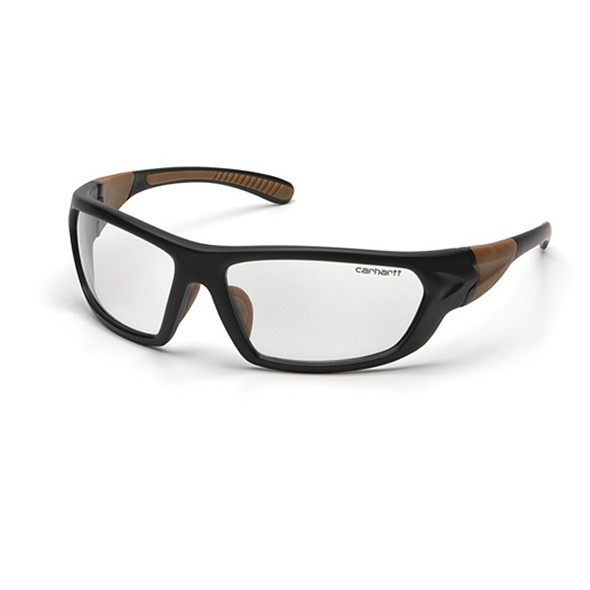 Carhartt Box of 12 Carbondale Anti Fog Clear Lens Safety Glasses CHB210DT