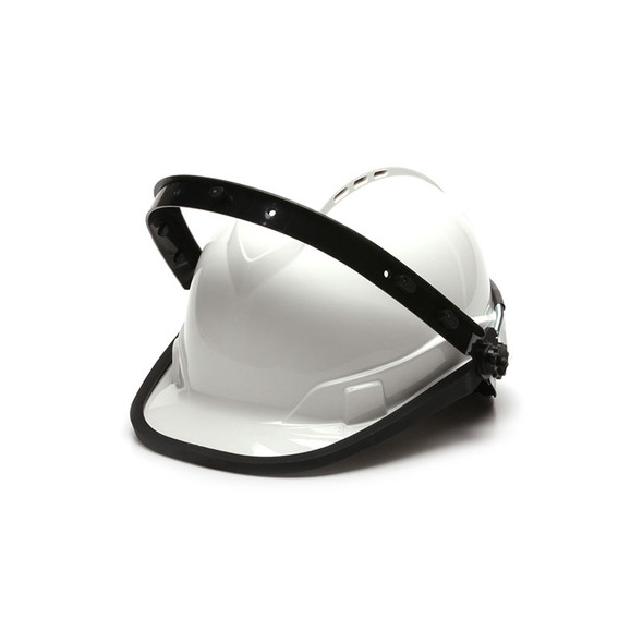 Pyramex Cap Style Hard Hat Face Shield Adapter HHAB