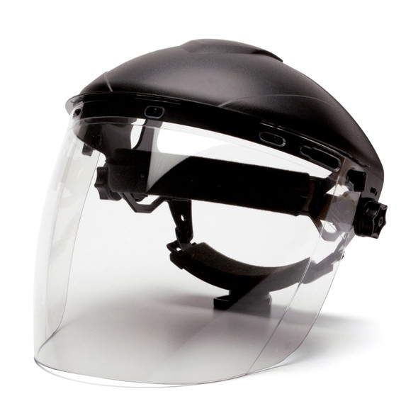 Pyramex Made in USA Face Shield for Head Protection S1110
