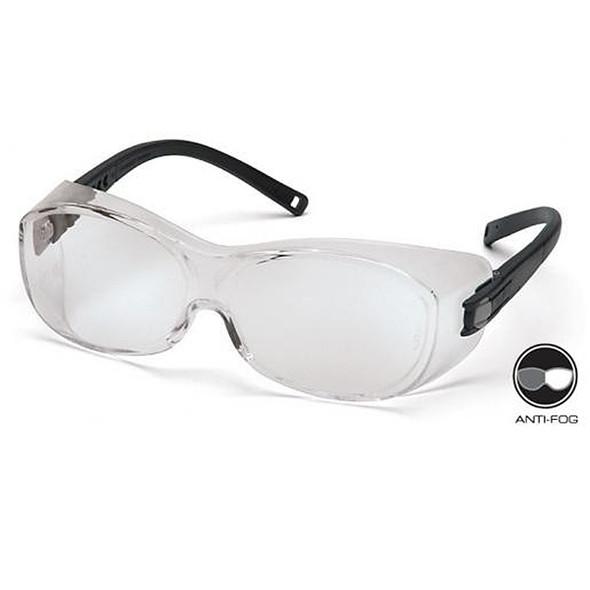 Pyramex OTS Clear Anti Fog Safety Glasses S3510STJ