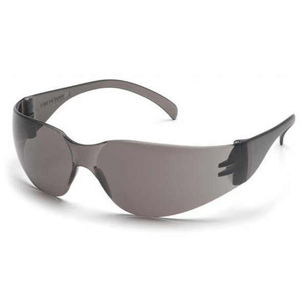 Pyramex S4120S Intruder Safety Glasses Gray Lens