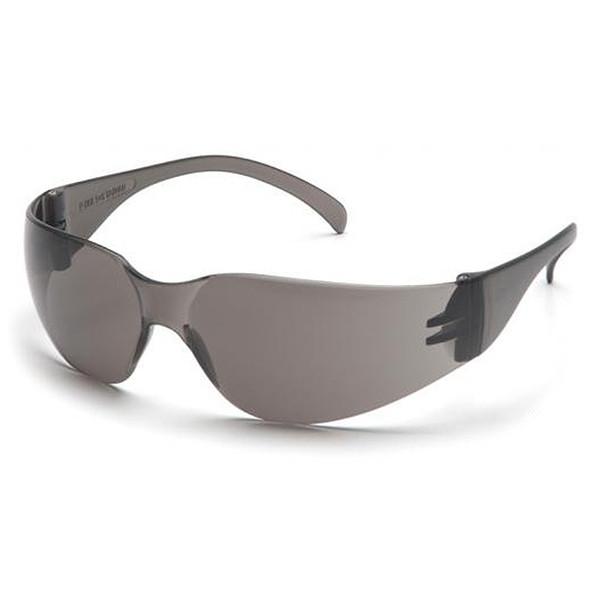 Pyramex S4120S Intruder Safety Glasses Gray Lens