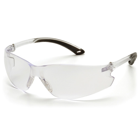 Pyramex Itek Clear Anti Fog Safety Glasses S5810ST