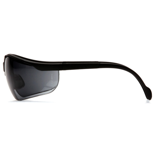 SB1820ST Pyramex Safety Glasses Gray Anti-Fog Venture II - Box Of 12