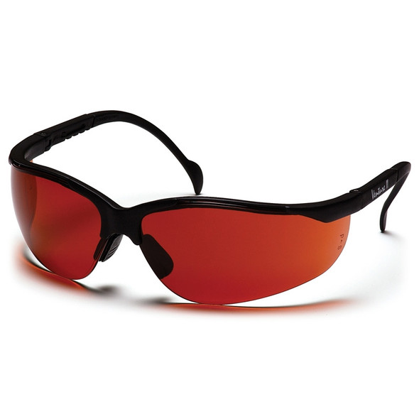 SB1835S Pyramex Safety Glasses Sun Block Bronze Venture II - Box Of 12