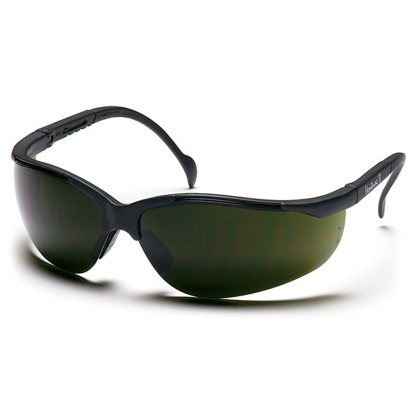 SB1850SF Pyramex Safety Glasses 5.0 IR Filter Venture II - Box Of 12