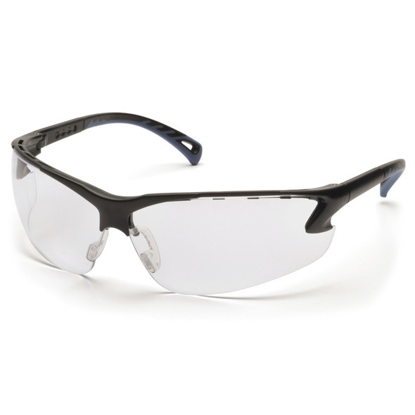 SB5710DT Pyramex Safety Glasses Clear Anti-Fog Venture 3 - Box Of 12