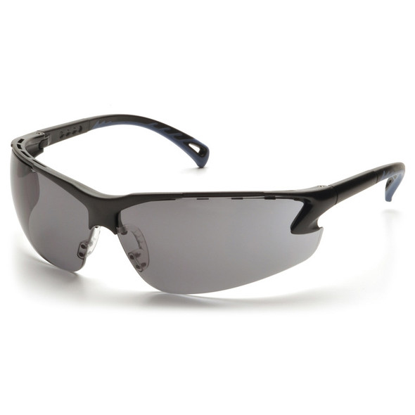 SB5720D Pyramex Safety Glasses Gray Venture 3 - Box Of 12 SB5720D