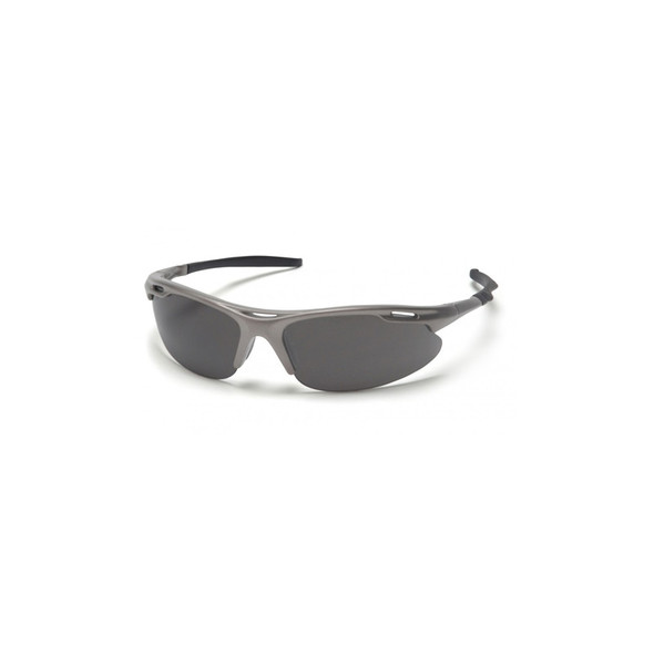 Box of 12 Pyramex Avante Gray Lens Safety Glasses SGM4520D Side
