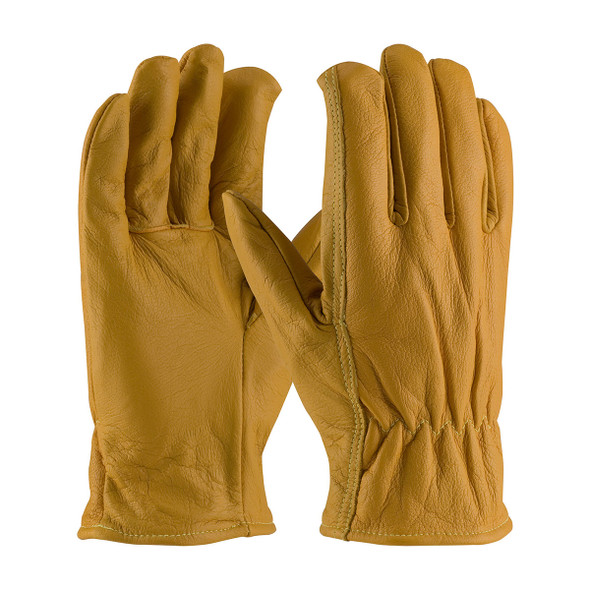 PIP Box of 72 Pair A2 Kut-Gard Top Grain Goatskin Work Gloves with Kevlar Line 09-K3700 Pair