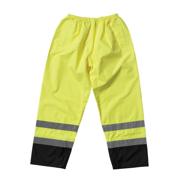PIP Class E Hi Vis Black Trim Pants 318-1757 Yellow