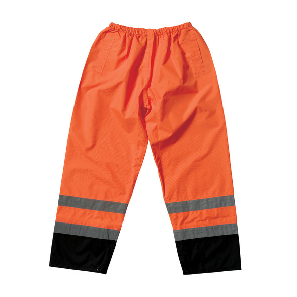 PIP Class E Hi Vis Black Trim Pants 318-1757 Orange